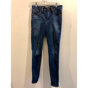 Madewell Jeans, size 26 like brand new!
